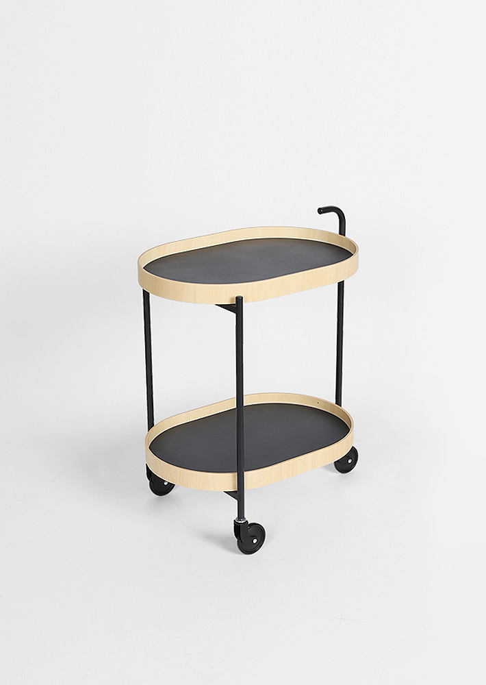 100008. Moheim Trolley - Black